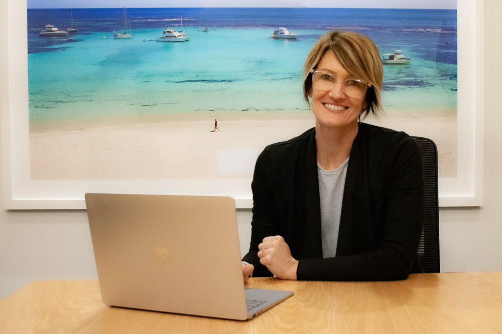 Jodie Land Director of The Well Connected Traveller